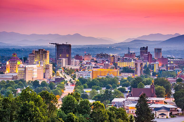 Visit Asheville to see why everyone's talking about it