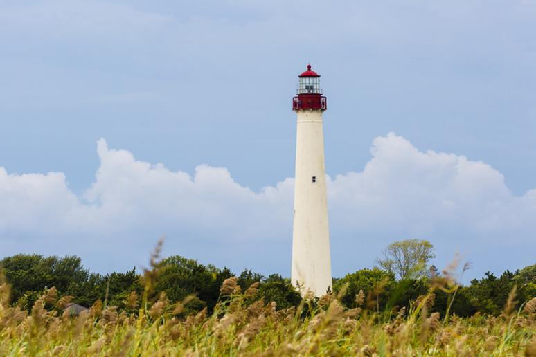 New Jersey: Cape May Lighthouse