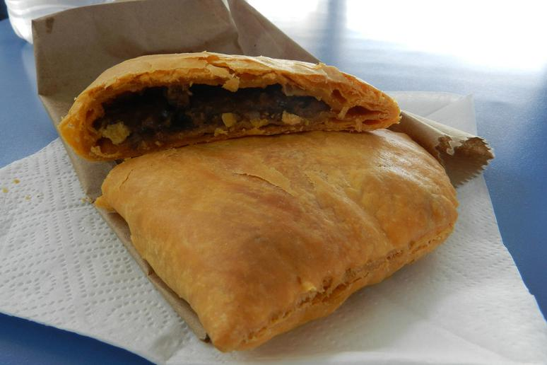 The Fast Food of Choice in Jamaica: Beef Patties