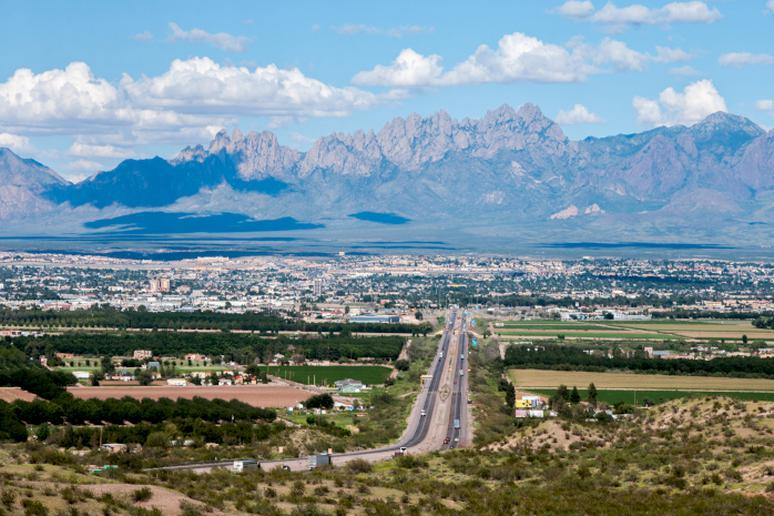 New Mexico: Las Cruces