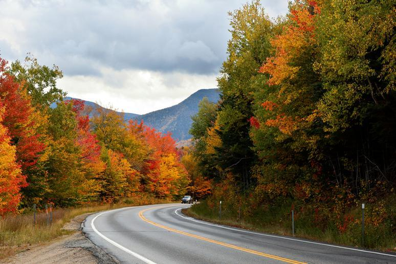 Kancamagus National Scenic Byway, New Hampshire