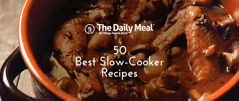 50 Best Slow-Cooker Recipes
