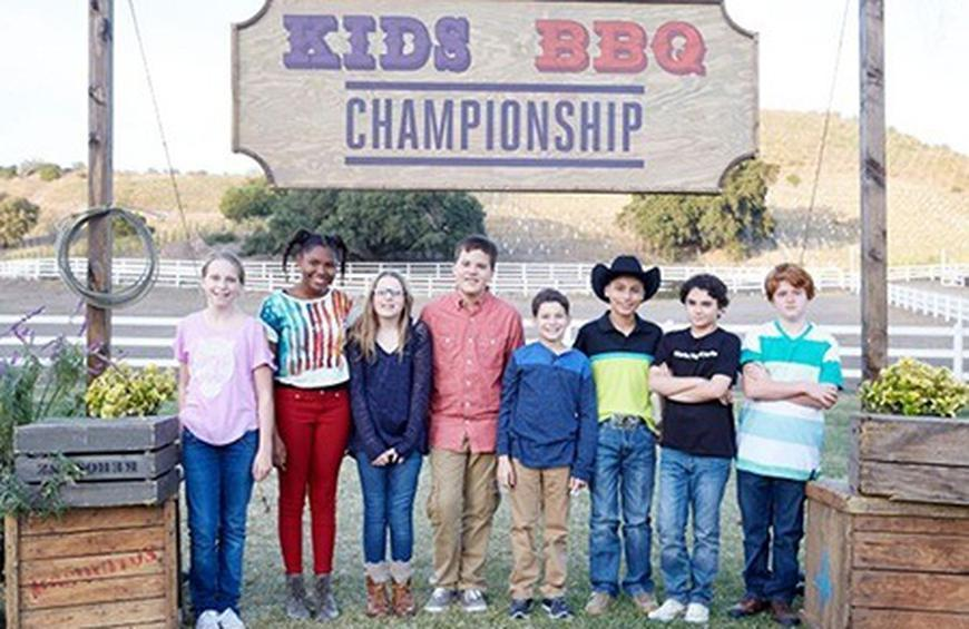 Food Network Shows Off Another Group of Pint-Sized Culinary