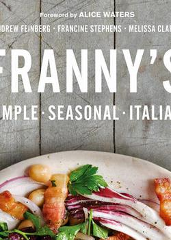 Franny's Cookbook Cover