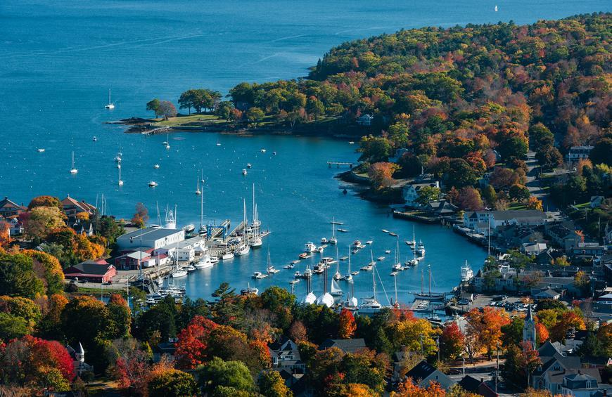 The Best Coastal Towns In America