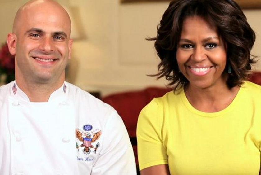 Michelle Obama, Carla Hall Team Up for Math at Work Series