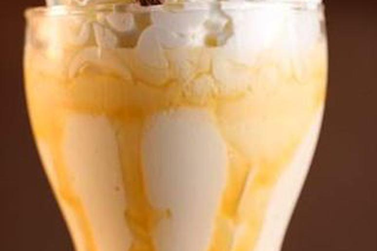 Grandma's Treat Spiked Milkshake
