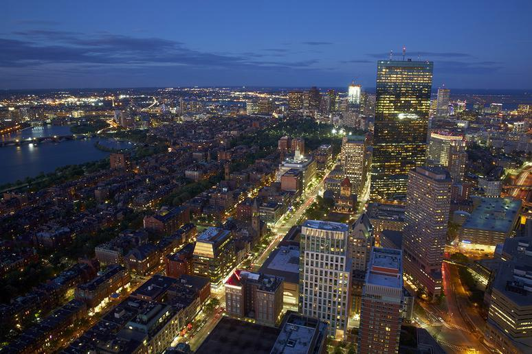 Massachusetts: Top of the Hub (Boston)