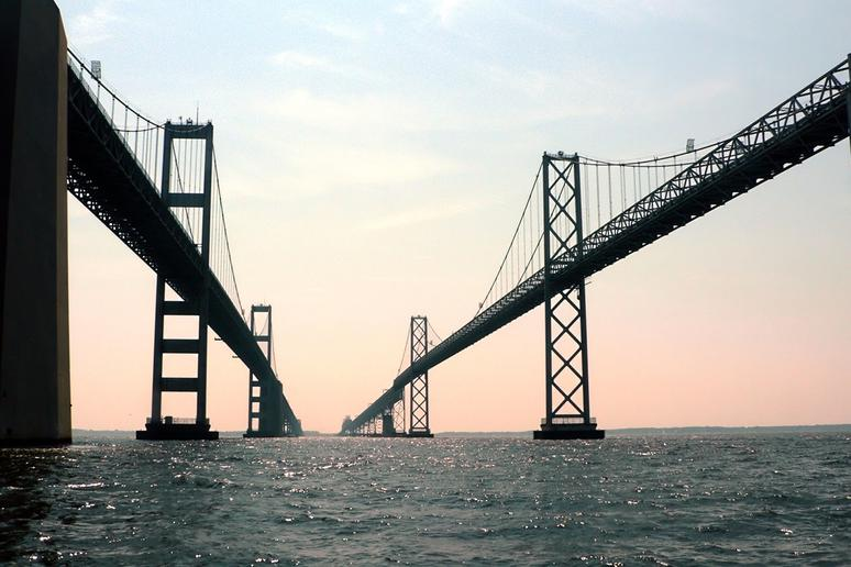 Chesapeake Bay Bridge, Maryland