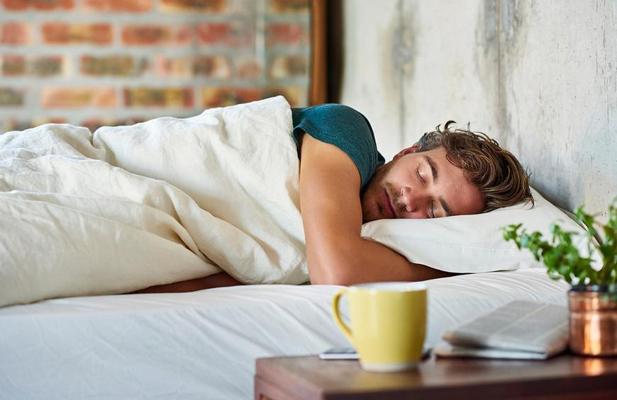 Your sleep cycle will become more regular