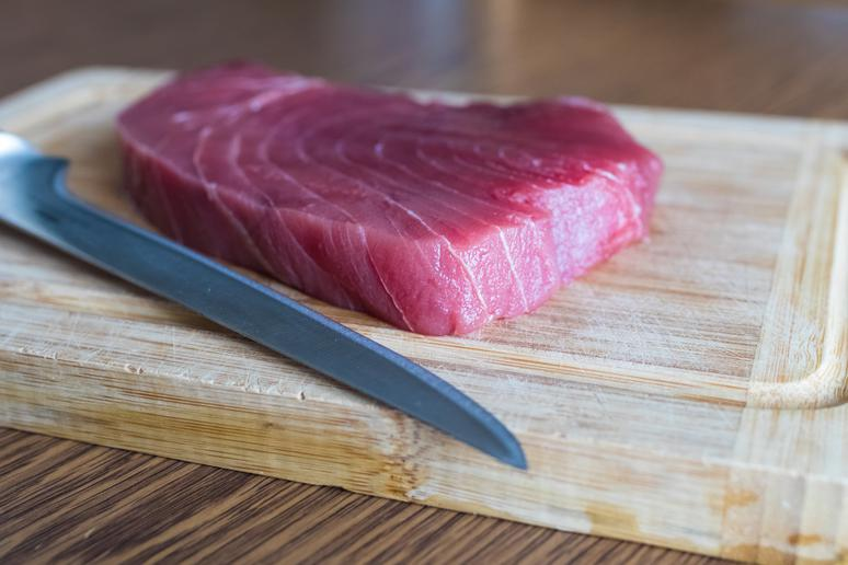 Tuna Steaks Have Higher Levels of Mercury than Canned