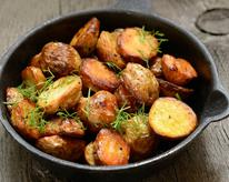Slow-Roasted Potatoes