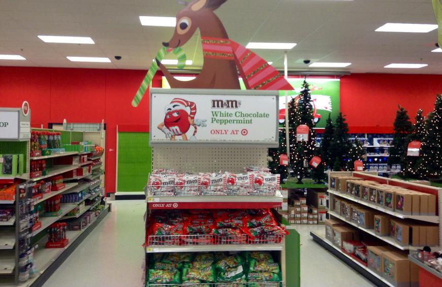 Christmas Items Are On Shelves In September And That S Actually A
