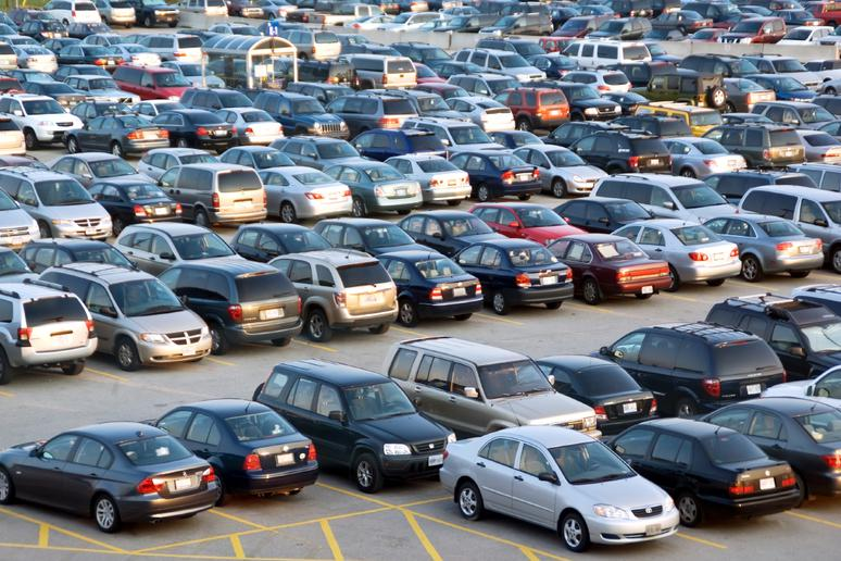 Parking Lots Are Built to Frustrate You