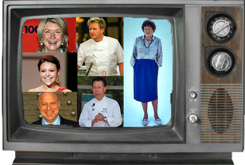 10 Most Watched Cooking Shows
