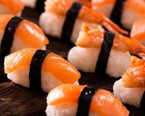 When it comes to sushi, California customers are getting the raw end of the deal.