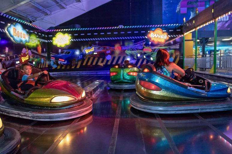 The Funplex (East Hanover and Mount Laurel, New Jersey)