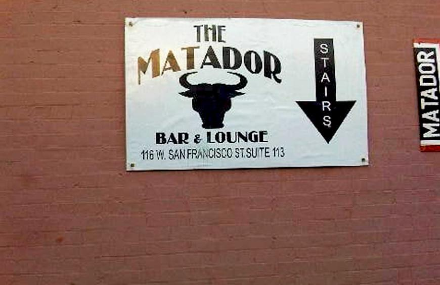 New Mexico: The Matador (Santa Fe)