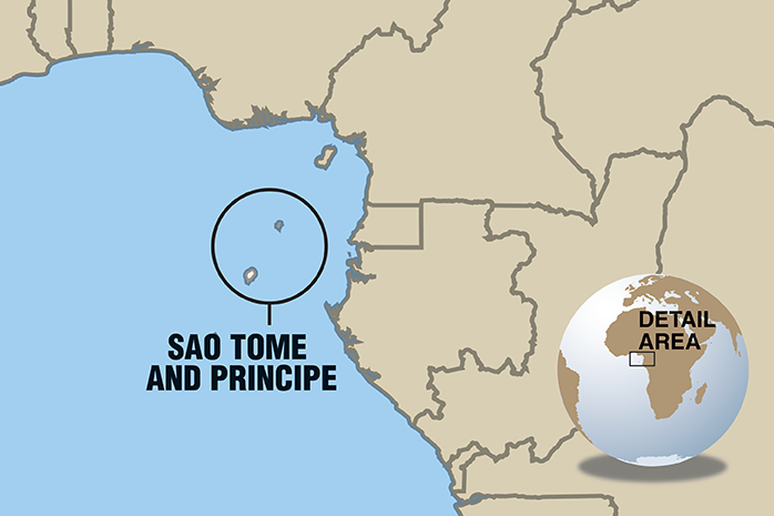 4. Sao Tome and Principe