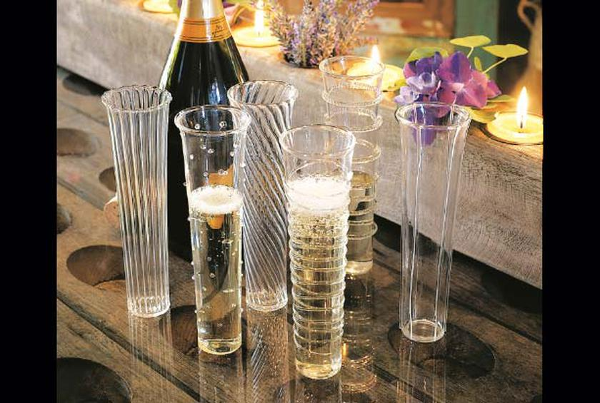 5 For Special Occasions Champagne Flutes From Registry Basics Bar