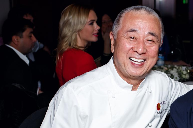 #10 Nobu Matsuhisa: $12 Million