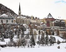 In St. Moritz, Skip the Slopes and Hit the Restaurants