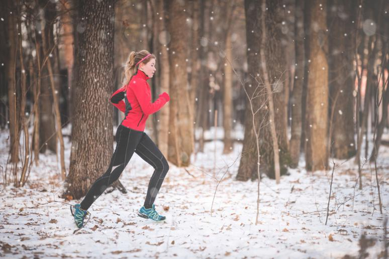 Exercising when it's cold is a bad idea