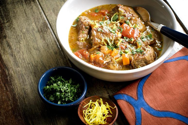 Slow-Cooker 'Osso Buco' Stew