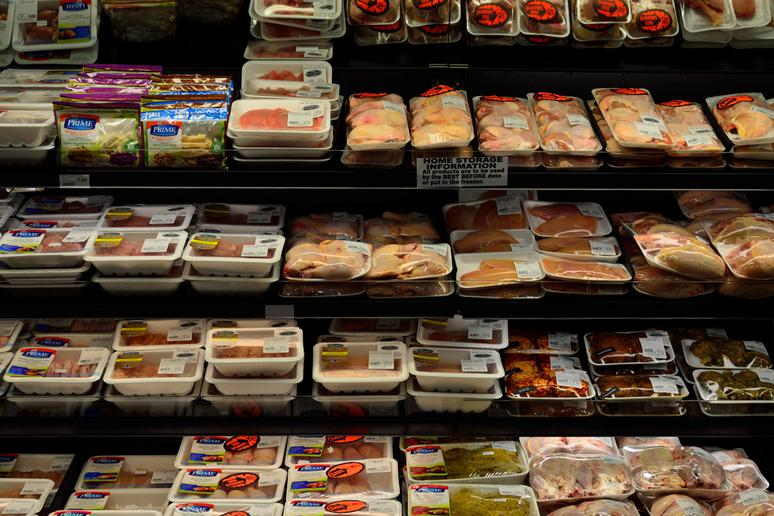The Packages of Raw Meat Can Be E. coli Farms