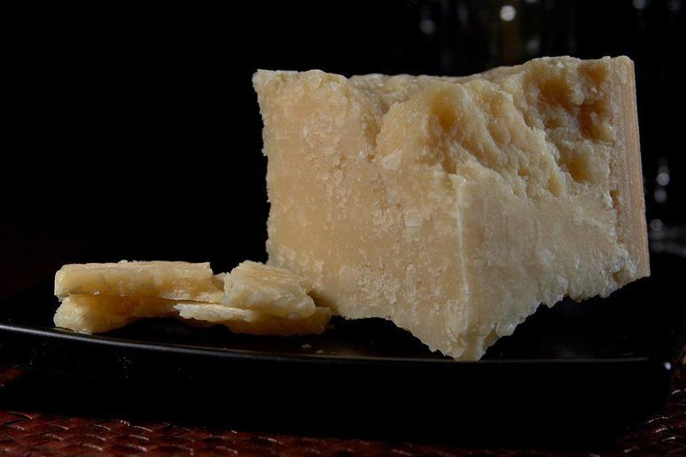 I have a dream that one day all Parmesan cheese products will be free of wood pulp.
