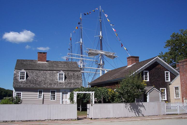 Connecticut: Mystic Seaport