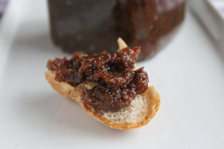 Maple-Bacon Jam