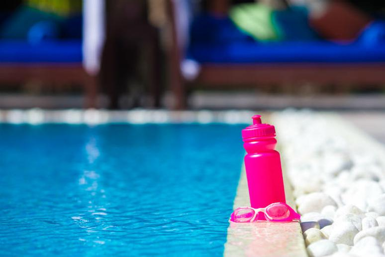 Backyard Pool Exercises the best pool workouts you can do in - the active times