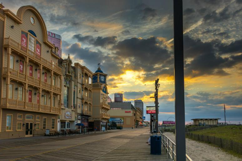 New Jersey – Atlantic City's Boardwalk