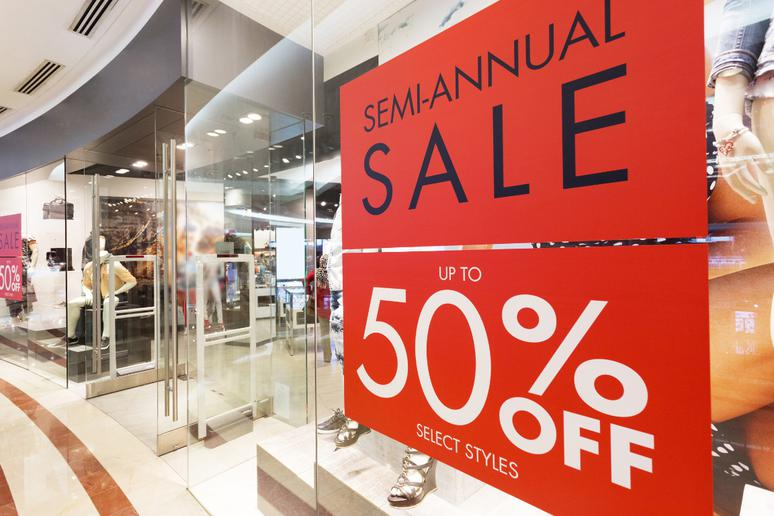 Big Sale Signs Make You Spend More