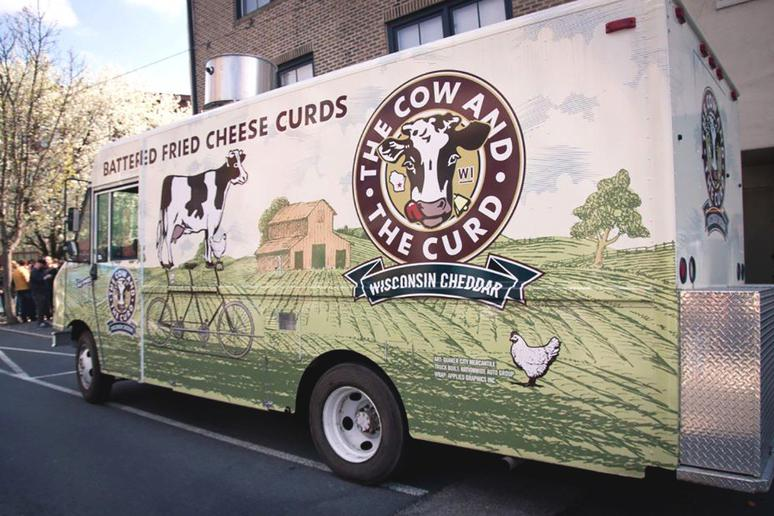 #42 The Cow and the Curd, Philadelphia