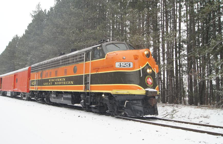 Christmas Train Wisconsin 2019 All Aboard! The Best Christmas Train Rides in America