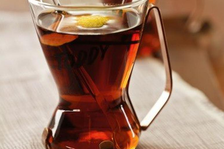 Maple Syrup Toddy Recipe