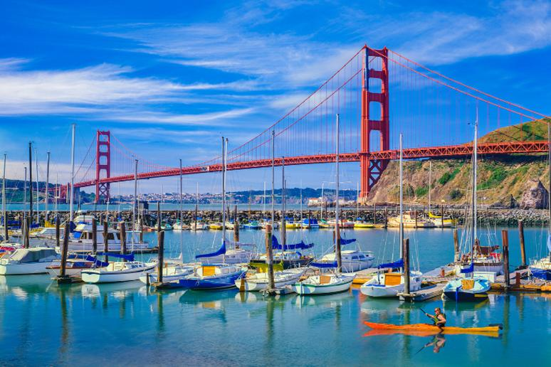 1. San Francisco, California