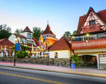 American Towns That Look Like Europe