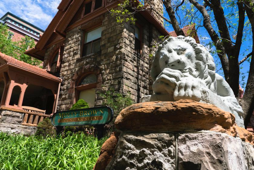 Colorado: Molly Brown House (Denver)