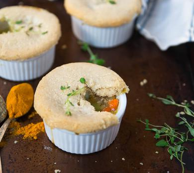 Grain-Free Chicken Pot Pie