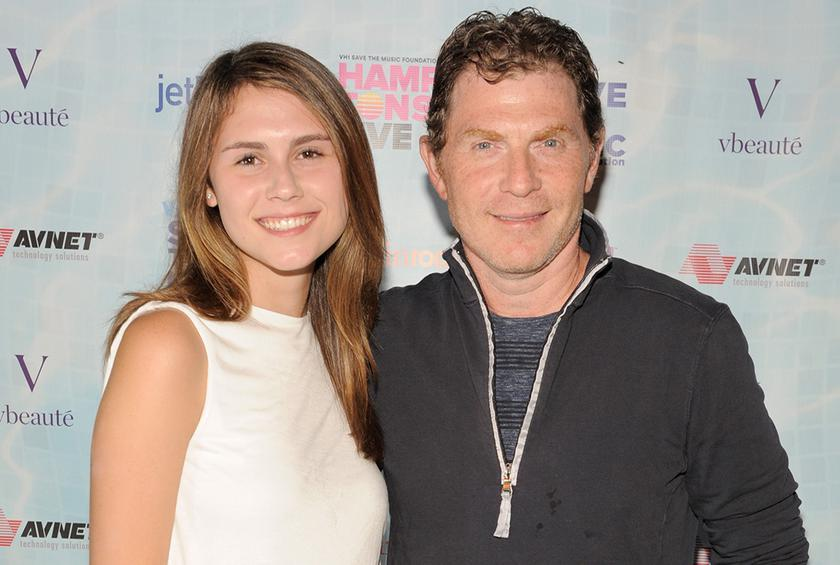 Bobby Flay And Daughter Sophie To Star On New Food Network Show
