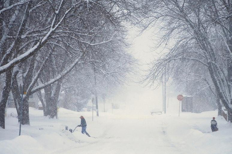Stay Safe During a Blizzard