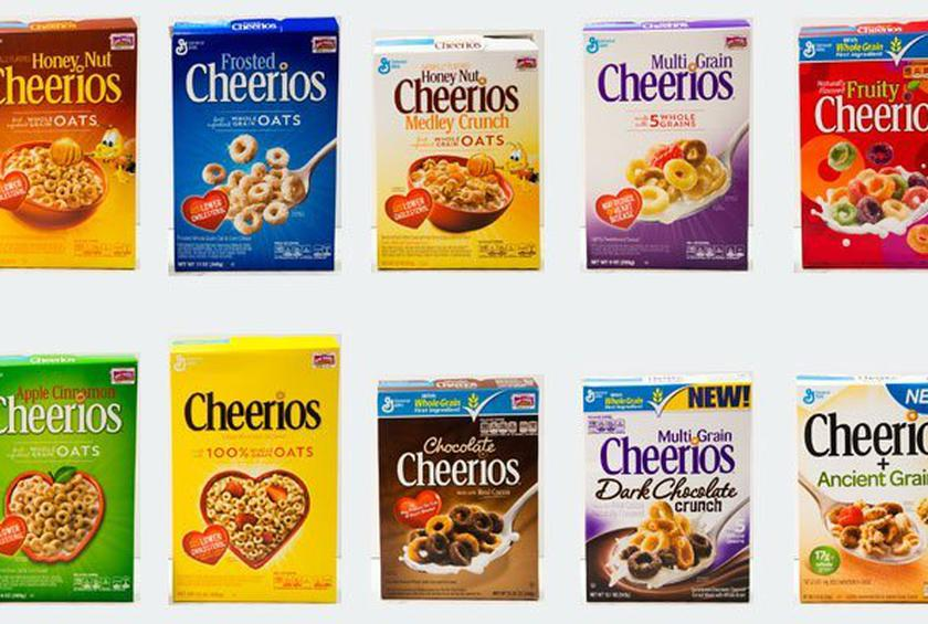 Taste test the definitive ranking of 12 cheerios flavors ccuart Image collections