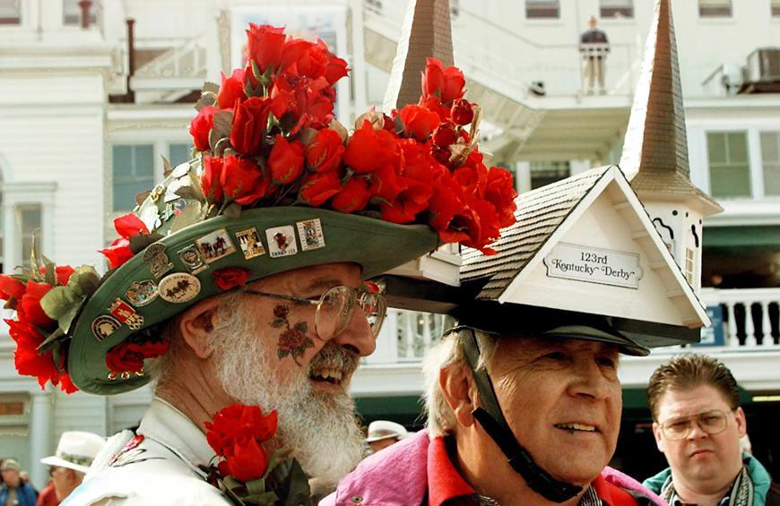 Kentucky Derby Hats Through The Years