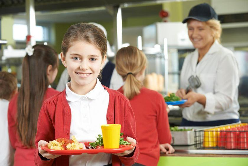 School Lunches Have Gotten Much Healthier in the Last Few Years, Data Shows