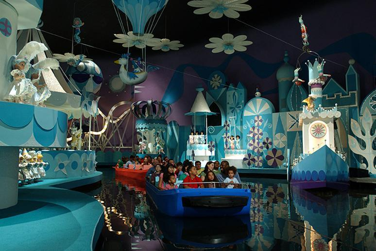 #7 It's a Small World