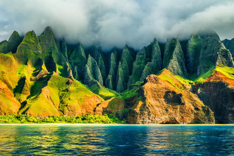 Na'Pali Coast, Hawaii