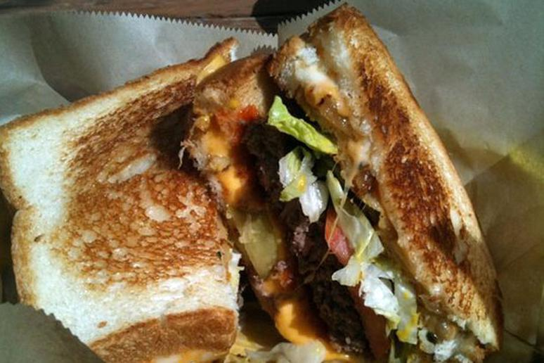 The Original Cheesus — The Grilled Cheese Grill, Portland, Ore.